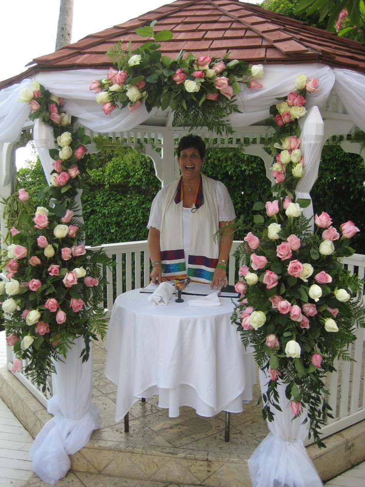 Carpenter Wedding Chuppah